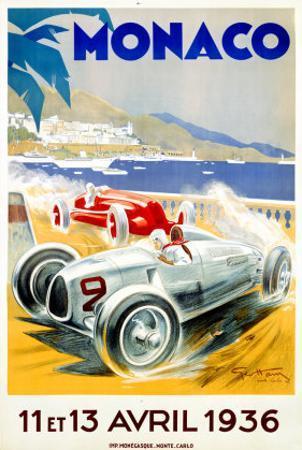 Monaco Grand Prix, 1936