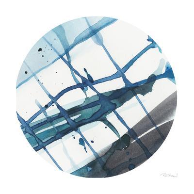 Geo Logic II-Renee W^ Stramel-Premium Giclee Print