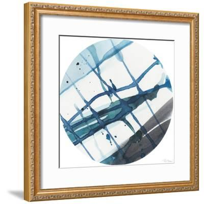 Geo Logic II-Renee W^ Stramel-Framed Premium Giclee Print