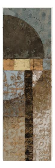 Geo Pattern II-John Kime-Premium Giclee Print