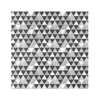 Geo Triangle 1-Kimberly Allen-Art Print