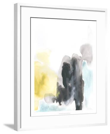 Geode Mirage II-June Erica Vess-Framed Giclee Print