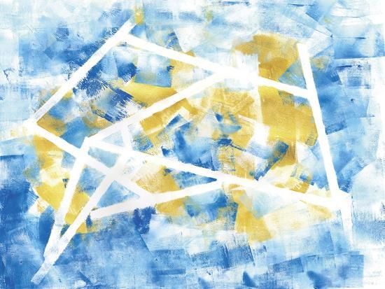 Geode-Summer Tali Hilty-Giclee Print