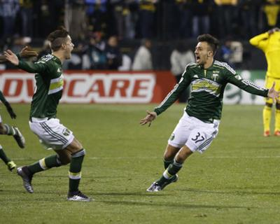 Mls: MLS Cup Final-Portland Timbers at Columbus Crew by Geoff Burke