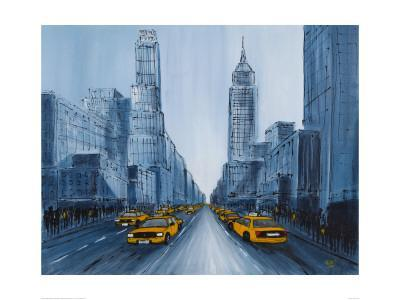 Yellow Cabs, New York