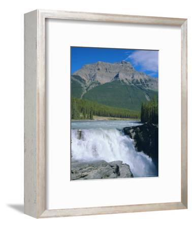 Athabasca Falls, Jasper National Park, Rocky Mountains, Alberta, Canada