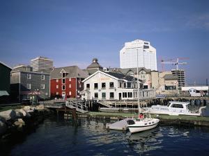 Halifax, Nova Scotia, Canada by Geoff Renner