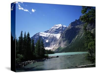 Mount Edith Cavell, Jasper National Park, Rocky Mountains, Alberta, Canada