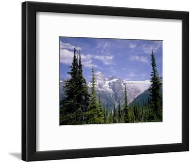 Mount Sir Donald, Glacier National Park, Rocky Mountains, British Columbia (B.C.), Canada