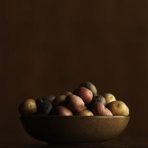 New Potatoes by Geoffrey Ansel Agrons