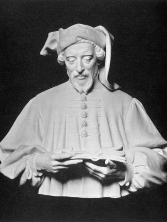 Geoffrey Chaucer English Poet--Photographic Print