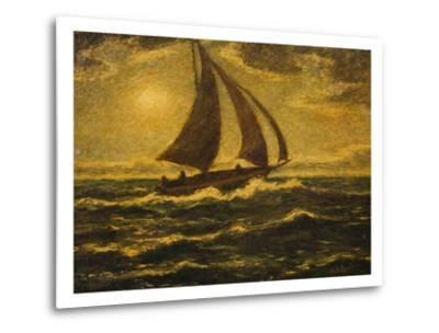 Moonlight Sail by Albert Pinkham Ryder