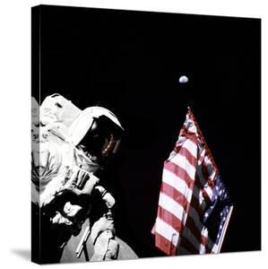Geologist-Astronaut Harrison Schmitt, Apollo 17 Lunar Module Pilot