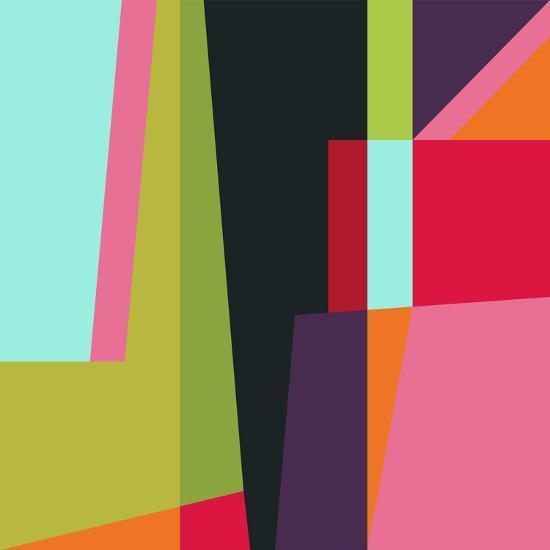 Geometric 28-Susana Paz-Art Print