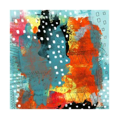 Geometric Abstract I-Sarah Ogren-Art Print