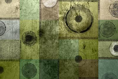 Geometric Abstract--Art Print