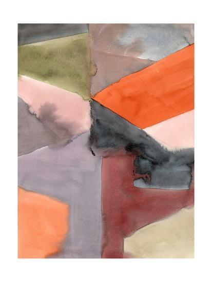 Geometric Abstract-Kelly Witmer-Art Print