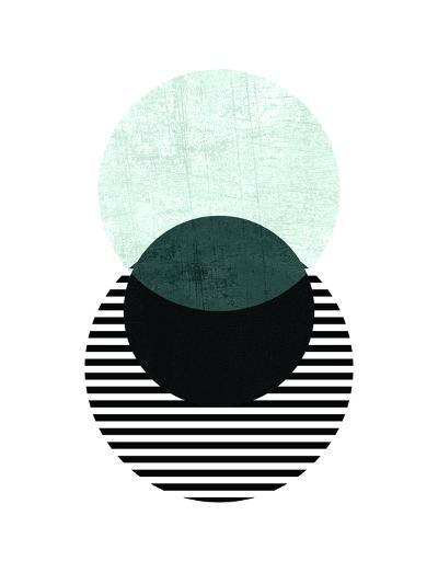 Geometric Art 13-Pop Monica-Art Print