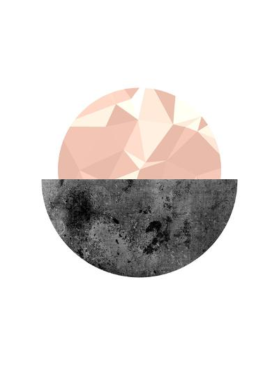 Geometric Art 16-Pop Monica-Art Print