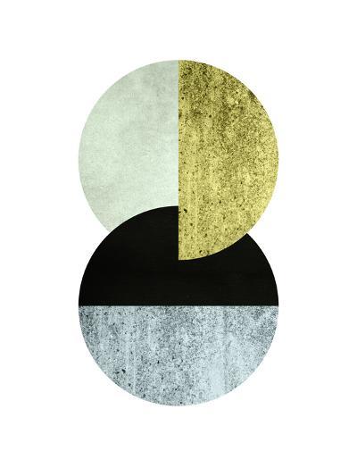 Geometric Art 17-Pop Monica-Art Print