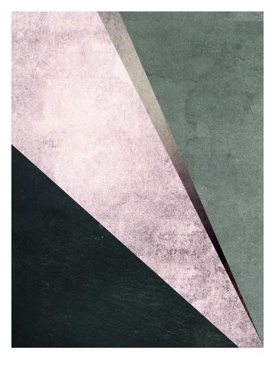 Geometric Art 1-Pop Monica-Art Print