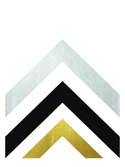Geometric Art 20-Pop Monica-Art Print