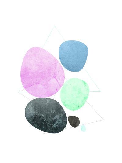 Geometric Art 34-Pop Monica-Art Print