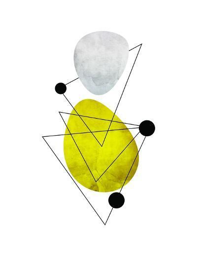 Geometric Art 36-Pop Monica-Art Print