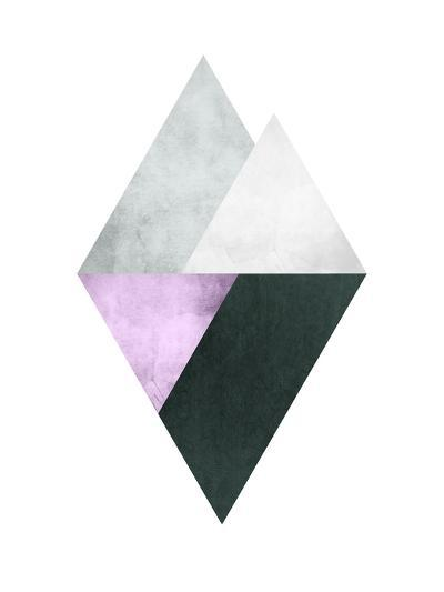 Geometric Art 39-Pop Monica-Art Print