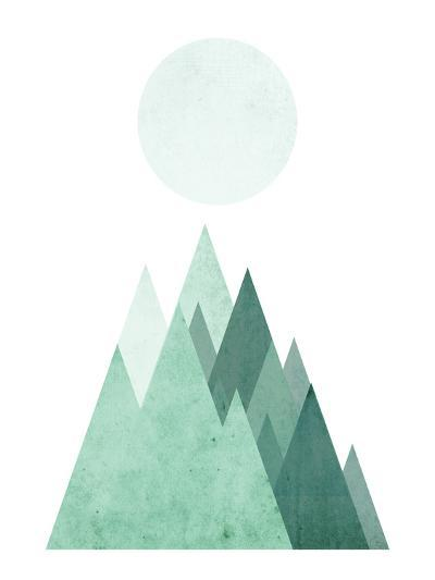 Geometric Art 43-Pop Monica-Art Print