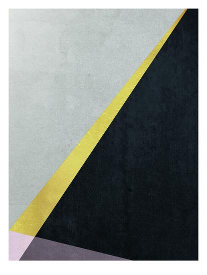 Geometric Art 53-Pop Monica-Art Print