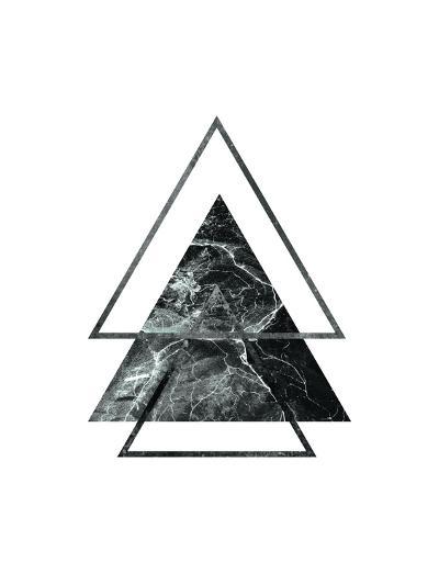 Geometric Art 55-Pop Monica-Art Print