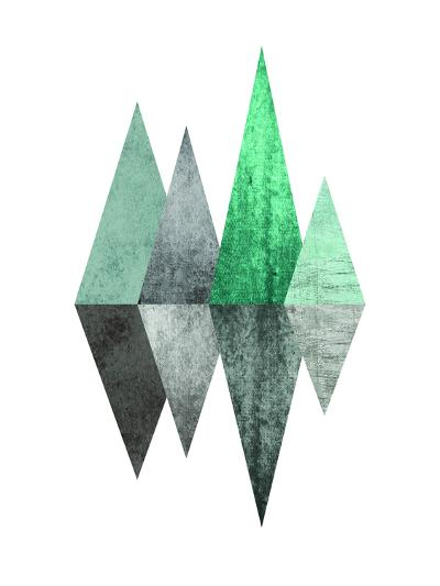 Geometric Art 8-Pop Monica-Art Print