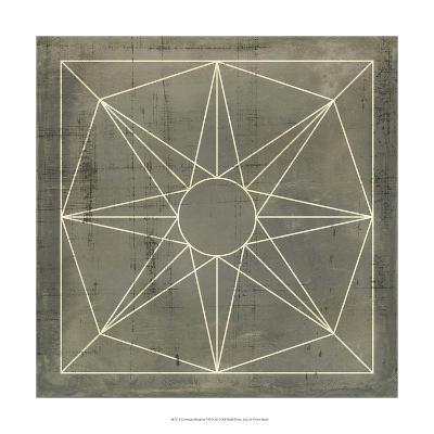 Geometric Blueprint VII--Giclee Print