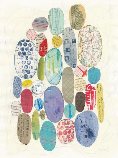 Geometric Collage I-Courtney Prahl-Art Print