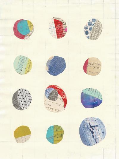 Geometric Collage II-Courtney Prahl-Art Print