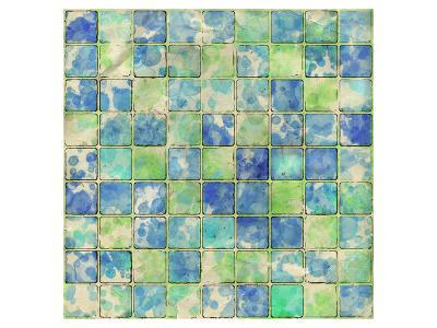 Geometric Color Shape I--Art Print