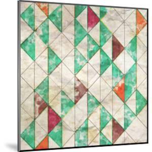 Geometric Color Shape XIII
