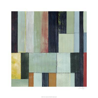 Geometric Conglomeration I-Grace Popp-Limited Edition