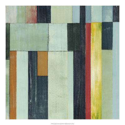 Geometric Conglomeration II-Grace Popp-Premium Giclee Print