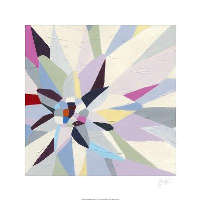 Geometric Dahlia I-Erica J^ Vess-Limited Edition
