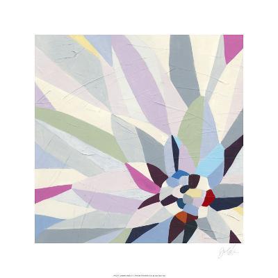 Geometric Dahlia II-Erica J^ Vess-Limited Edition