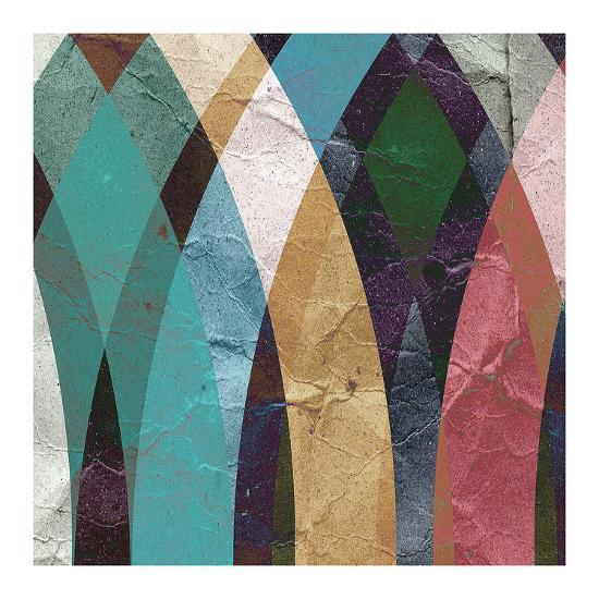 Geometric Design 3--Art Print