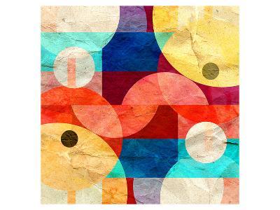 Geometric Geometry--Art Print