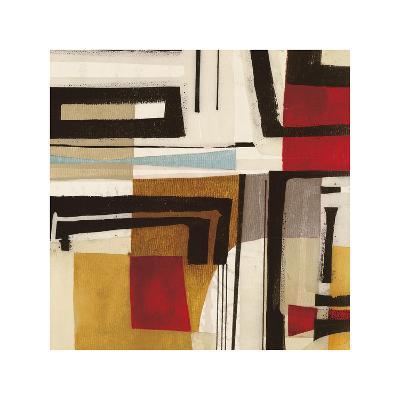 Geometric I-Sophie Gillen-Giclee Print