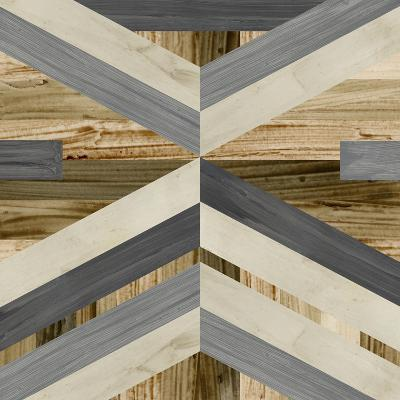 Geometric Inlay I-June Vess-Art Print
