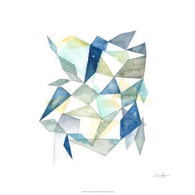 Geometric Jewel Abstract I-Grace Popp-Limited Edition