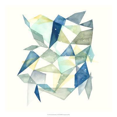 Geometric Jewel Abstract I-Grace Popp-Premium Giclee Print