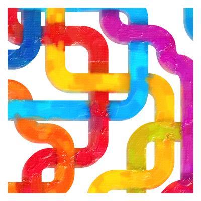Geometric Line IV-Taylor Greene-Art Print