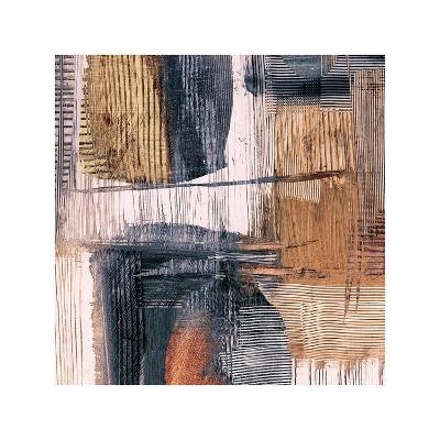 Geometric Movement II-Graham Ritts-Giclee Print